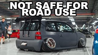 Download Car Mods That Are Unsafe For Road Use Video