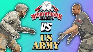 Download GTA 5 | ARMY vs MERRYWEATHER Video