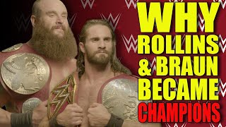 Download Reason Why Braun Strowman & Seth Rollins Won Raw Tag Titles! 2 WWE Superstars Confirm Departure! Video