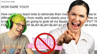 Download mother gets ANGRY over Yandere Simulator! (Reaction) - Angry emails from parents Video