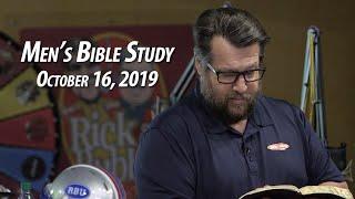 Download Rick & Bubba Bible Study Live - October 16, 2019 Video