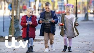 Download Can Kids Navigate Their Way Across London Alone? | Planet Child | ITV Video
