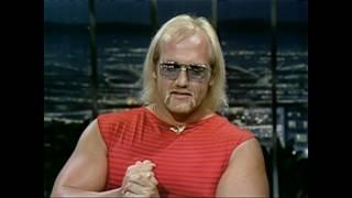 Download Hulk Hogan on Johnny Carson 1982 Video