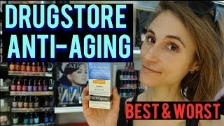 Download BEST & WORST DRUGSTORE ANTI-AGING SKIN CARE Video