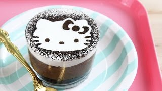 Download How to Make Hello Kitty No-Bake Cheesecakes! Video