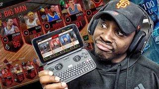 Download PLAYING NBA LIVE MOBILE & FIFA ON HANDHELD LAPTOP! GPD WIN Unboxing Video