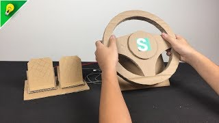 Download How to make PS4 Steering Wheel with Old PC Mouse | Euro Truck Simulator 2 Video