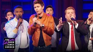 Download Riff-Off w/ Jamie Foxx & Ansel Elgort Video