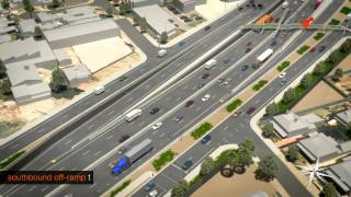 Download Torrens Road to River Torrens Project - Fly Through Animation Video