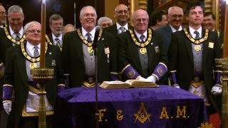 Download Enter the secret world of the Freemasons Video