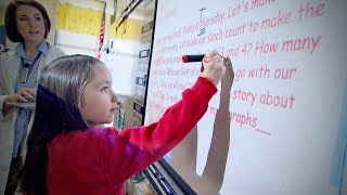 Download Differentiated Instruction Ignites Elementary School Learning Video
