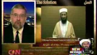 Download Michael Scheuer on the Sept 2007 bin laden message Video