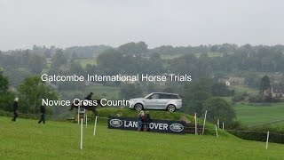 Download Gatcombe International Horse Trials: Novice Cross Country Video