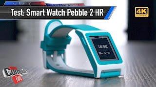 Download Smartwatch Pebble 2 HR im Test: Bunter Begleiter Video
