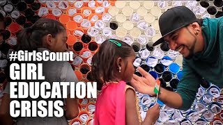 Download #GirlsCount | Girl Education Crisis | MadStuffWithRob Video