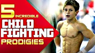 Download 5 Most Incredible Child Prodigies In Boxing/MMA 2017 Video
