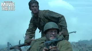 Download New Clips for HACKSAW RIDGE - Mel Gibson's WWII drama movie Video