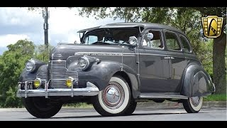 Download 1940 Chevrolet Special Deluxe Gateway Classic Cars Orlando #569 Video