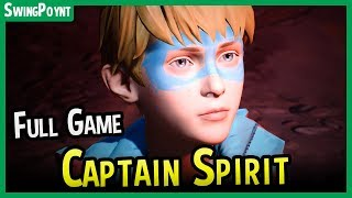 Download The Awesome Adventures of CAPTAIN SPIRIT Full Game Gameplay - WITH CHAT REACTION (Life is Strange) Video