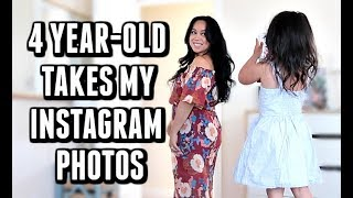Download MY 4 YEAR OLD TAKES MY INSTAGRAM PHOTOS! - ItsJudysLife Vlogs Video