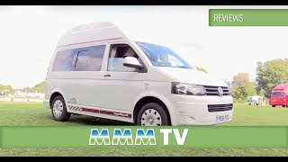 Download MMM TV motorhome review: the best VW T5 campervans Video