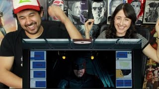Download THE AVENGERS React To JUSTICE LEAGUE TRAILER - REACTION!!! Video