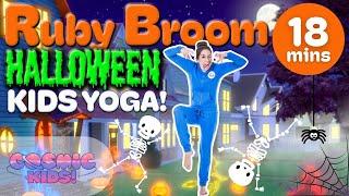 Download Ruby Broom 🎃 | A Halloween Cosmic Kids Yoga Adventure! Video