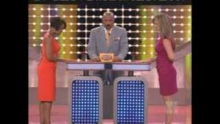Download Steve Harvey Kills On Family Feud Video