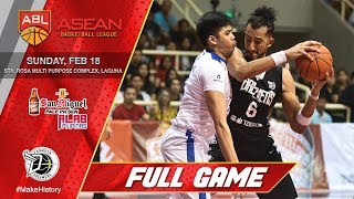Download San Miguel Alab Pilipinas vs Formosa Dreamers | FULL GAME | 2017-2018 ASEAN Basketball League Video