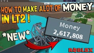 Download HOW TO MAKE ALOT OF MONEY in Lumber Tycoon 2!! Roblox Video