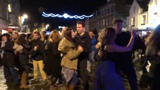 Download Biggest Saint Andrew's Day Ceilidh In Scotland Video