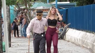 Download 80 Year Old Man With 25 Year Old Girlfriend (Social Experiment) Video