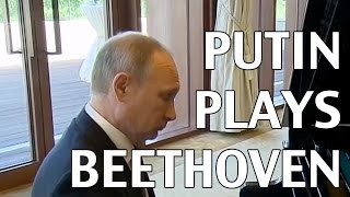 Download PUTIN PLAYS BEETHOVEN?! Video