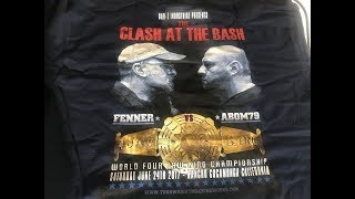 Download Clash at the Bash 2017, Keith Fenner wins the Chuck Challenge against Adam Booth. Camera Man is AvE Video