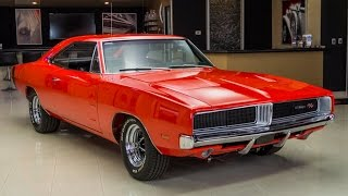 Download 1969 Dodge Charger RT For Sale Video