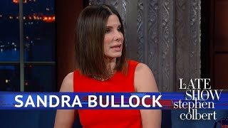Download Sandra Bullock Plays 'Bullock Or Bollocks?' Video