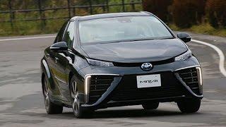 Download トヨタ MIRAI(ミライ)  世界初の量産燃料電池車に乗ってみました!! TestDrive Video