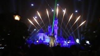 Download Star Wars: Celebrate the Nite Fireworks Show - Disneyland After Dark Video