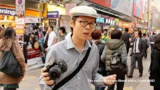 Download Canon EOS 600D / Rebel T3i Hands-on Review and Field Test Video