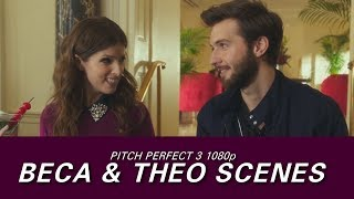 Download Beca & Theo Scenes (Pitch Perfect 3) 1080p Video
