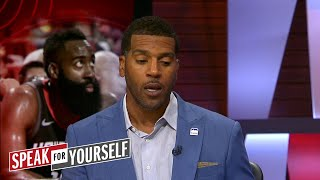 Download Jim Jackson on James Harden after Game 7 loss to the Warriors | NBA | SPEAK FOR YOURSELF Video