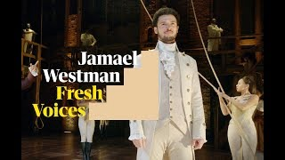 Download Hamilton lead actor Jamael Westman on making change: 'There's a lot of power in being young' Video