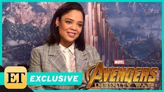 Download Tessa Thompson Says Fans Will Leave 'Avengers: Infinity War' Feeling 'Galvanized' (Exclusive) Video