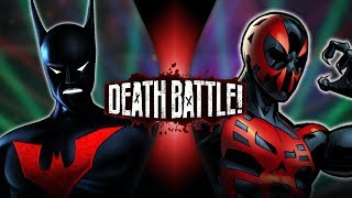 Download Batman Beyond VS Spider-Man 2099 (DC VS Marvel) | DEATH BATTLE! Video