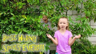 Download Last To Be Found Wins Ice Cream! Best Hiding Spots Ever Extreme Hide and Seek! Video
