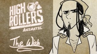 Download HIGH ROLLERS ANIMATIC - The Wish Video