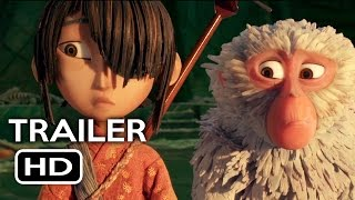 Download Kubo and the Two Strings Official Trailer #2 (2016) Charlize Theron Animated Movie HD Video