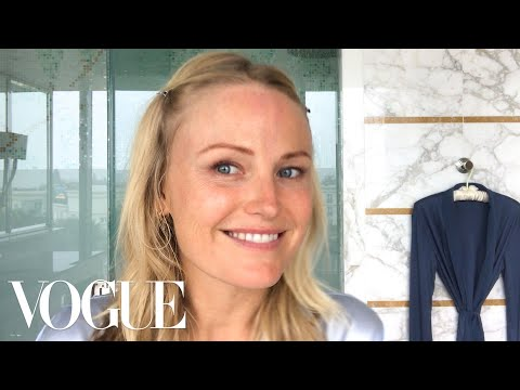 Malin Akerman's Morning Routine | Beauty Secrets | Vogue