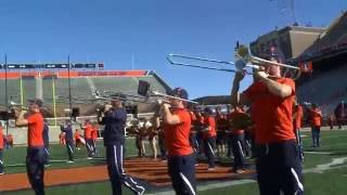 Download Marching Illini: An Inside Look, Game Day Rehearsal | October 8, 2016 Video
