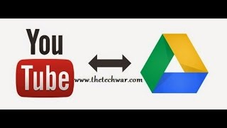 Download Upload videos to youtube from google drive (photos) updated.mp4 Video